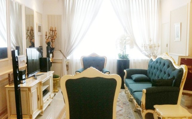 Căn hộ Bến Thành Luxury