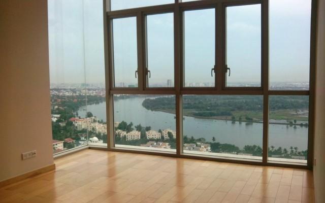 Căn hộ The Vista view sông