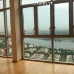 Cho thuê căn hộ The Vista 4 phòng ngủ view sông