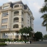 Bán nhà đường Võ Thị Sáu Quận 3