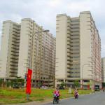 Bán căn hộ Bình Khánh căn góc view đại lộ đông tây