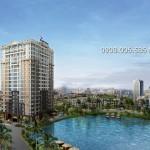 Bán căn hộ Cantavil Hoàn Cầu view hồ Văn Thánh đẹp