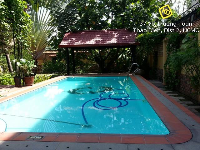 Villa Thao Dien go cho thue (8)