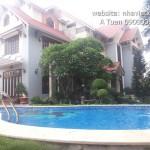 Bán biệt thự đường Nguyễn Văn Hưởng Thảo Điền