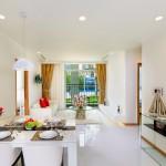 Cần bán căn hộ Vinhomes Central Park, DT 87.8m2, 2PN, giá 2.8 tỷ