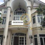 Bán biệt thự đường Ngô Quang Huy Thảo Điền